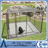 big wire mesh the powder coated dog kennel, large welded metal dog kennel