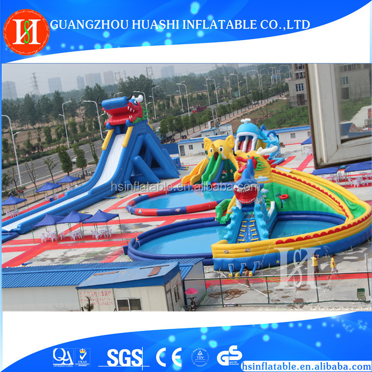 2017 commercial splash water slide china inflatable water slide prices