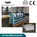 hot sale low price four knife cardboard slotting machine