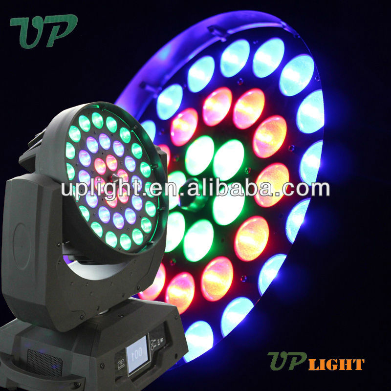 10w RGBW 4in1 LED Aura Moving head light