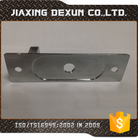 ISO9001 aluminum die casting body motors and stainless steel casting parts
