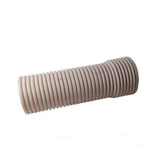 rigid pvc drainage system double wall corrugated pipe price 200mm
