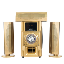 Jerry JR-Y3 mini projects in electronics sound system dual active subwoofer home theater speaker