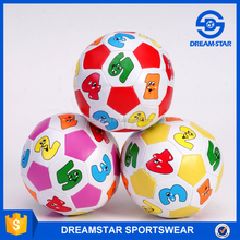 Promotional PVC Machine Stitched Kids Soccer Ball