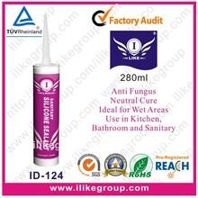 I-LIKE Anti Mildew Silicone Sealant (Welcome To I-Like!)