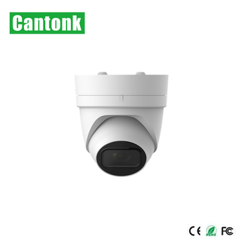 Auto Zoom Super Starlight Sony Vandalproof IP66 Dome Metal CCTV IP Camera Housing P2P IP Camera
