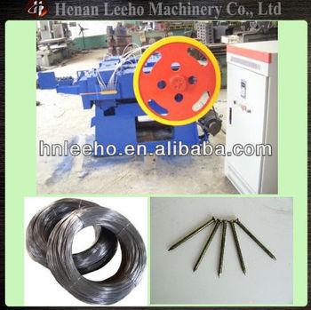 automatic nail making machine