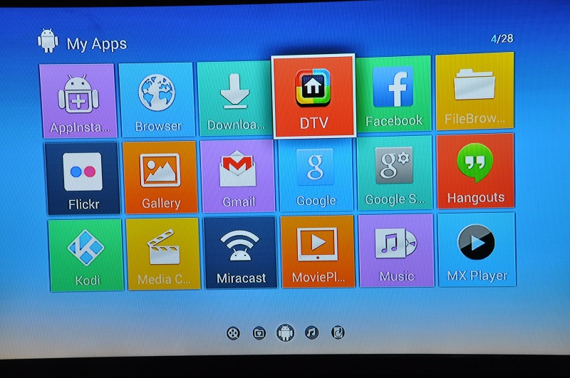 ott m8 tv box user manual