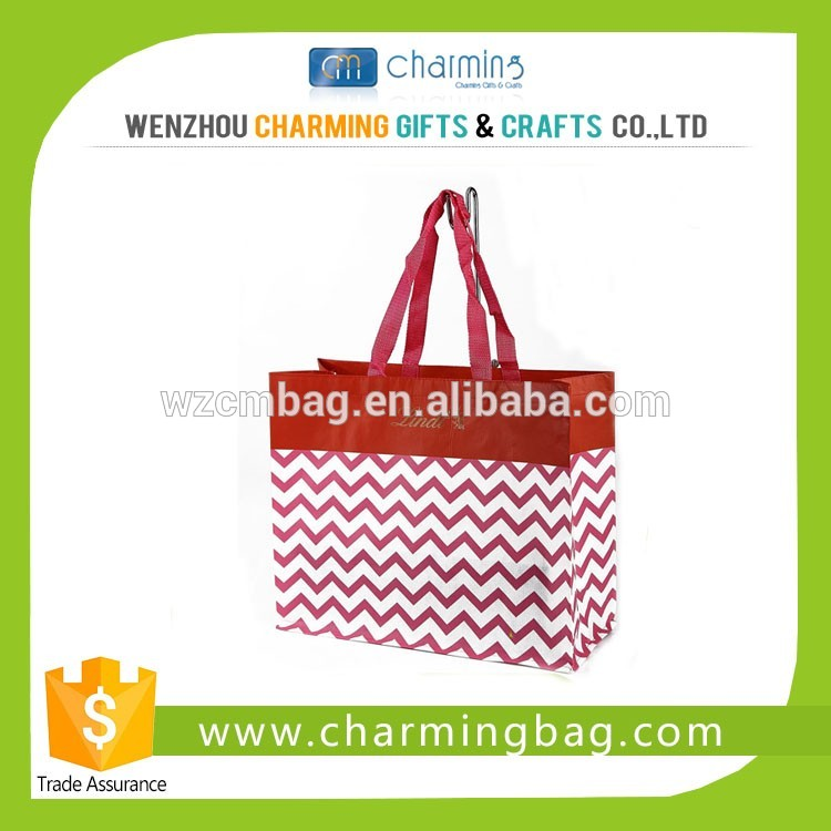 Recycled Rpet Non Woven Bag with Drawstring