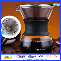 cold brew coffee maker / pour over coffee / waste oil mesh filter (free sample)