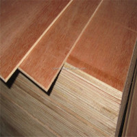 commercial okoume 3-ply plywood packing plywood for pallet making