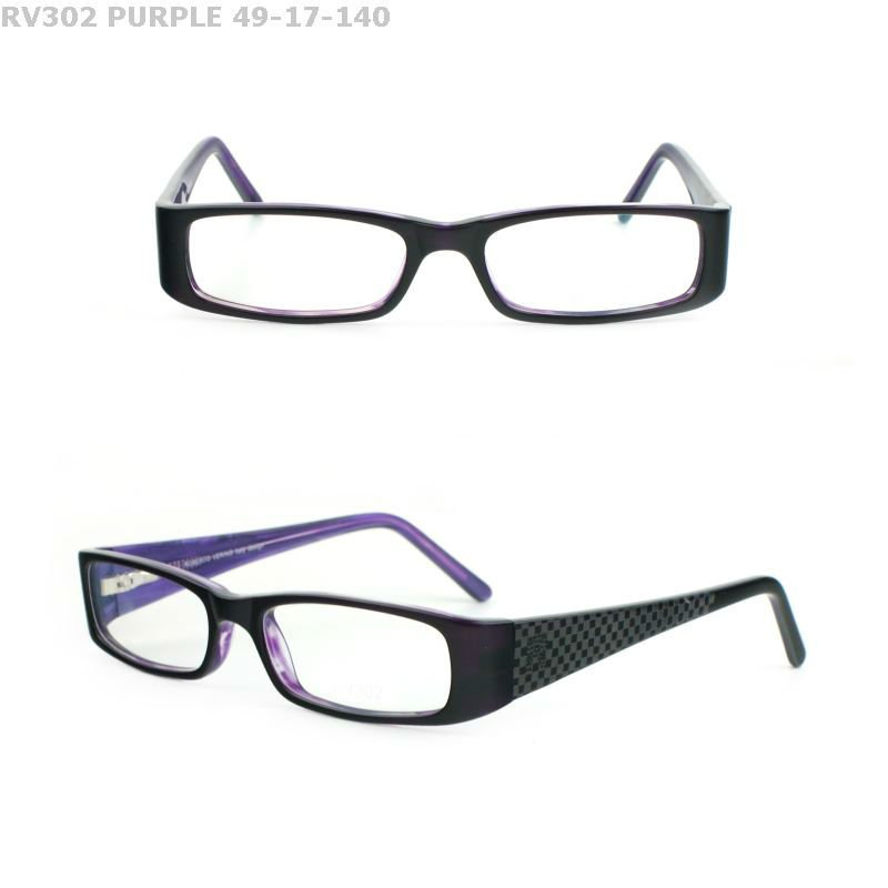 Vintage 2012 Trendy Acetate Eyewear Optical Frames