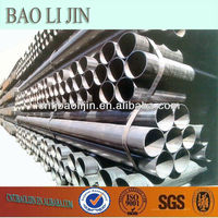ASTM A53 GRB High Quality Welded Steel Pipe China
