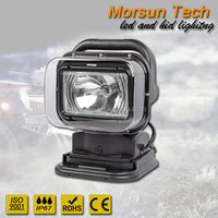 hid remote search light,hid search light remote control, searching hid light marine