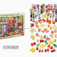 120pcs Intelligence Toys Kids Kitchen Set