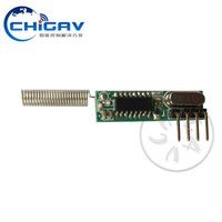 Alibaba china hot selling rf receiver circuit board 433mhz