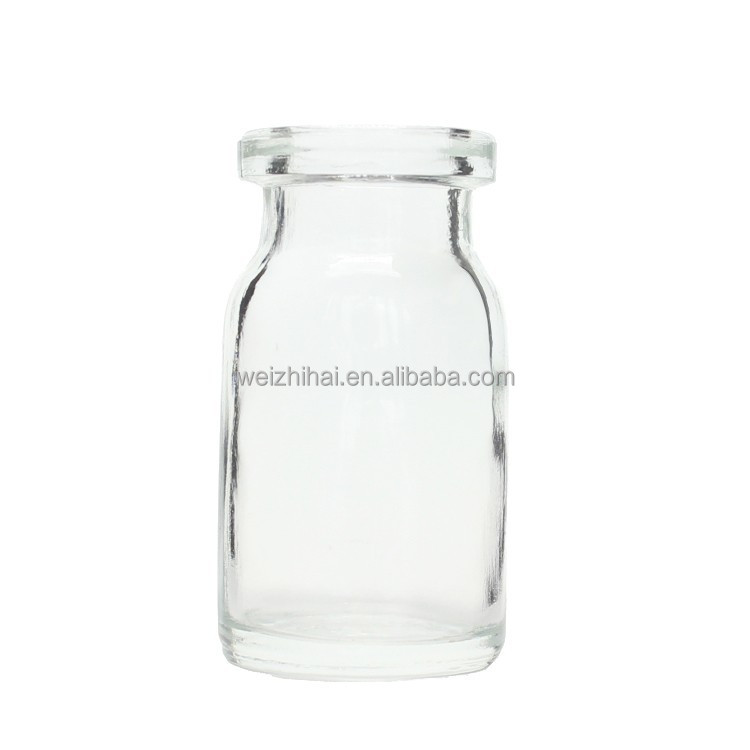5ml clear molded vials for Pharmaceutical