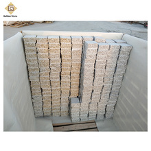 Chinese supply G682 granite cheap patio paver stones for sale