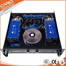 Made in China sound power amp 1000W professional power amplifier