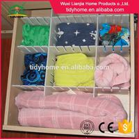 Vivid divided cardboard underware storage boxes made in China