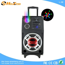 Supply all kinds of rv speaker,high power 90w portable speaker with rechargeable