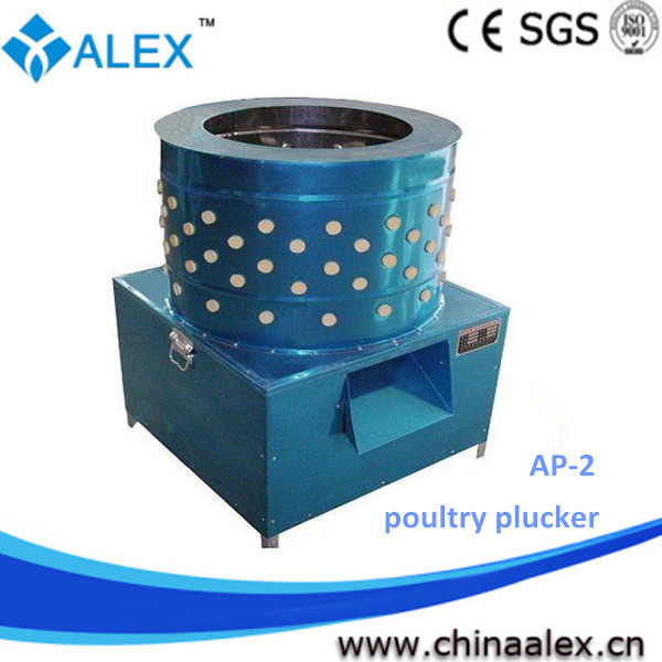 Full automatic chicken slaughter house/chicken plucker machine AP-2 poultry plucker