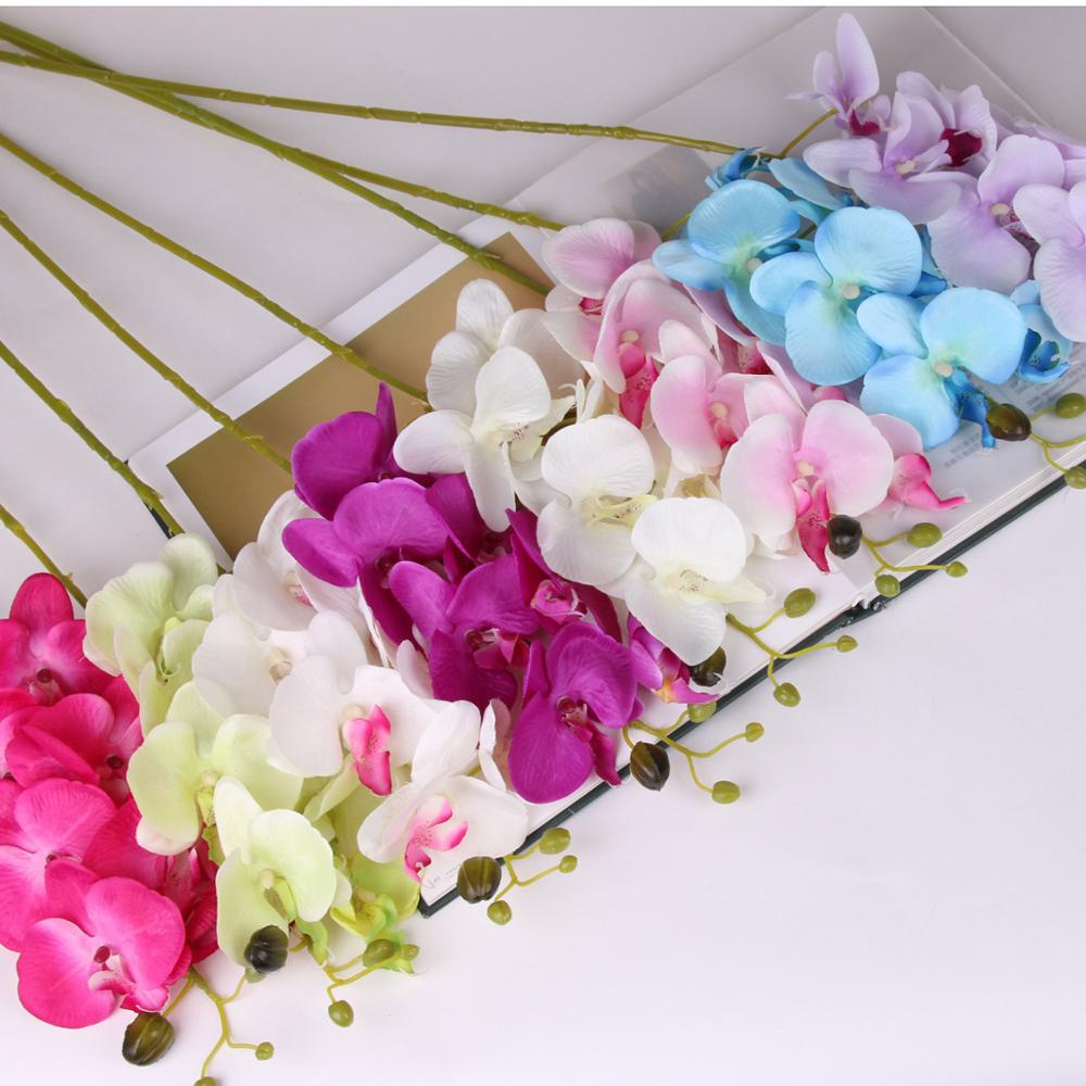 Flowers Artificial Butterfly Silk Wholesale Silk Suppliers Alibaba