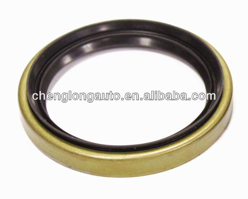 Rubber automobile oil seal USED IN BYD F3 OEM NO:MB808444 SIZE:52-66-8/10