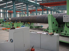 Round Section Shape and gas, industry, oil, structure Application ssaw pipe mill