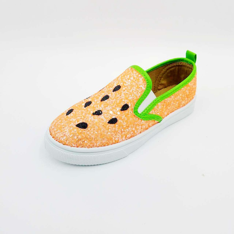 watermelon looks shoes for childen sneakers art craft shoes for boys girls in spring autumn