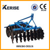 Tractor mounted heavy duty offset disc harrow