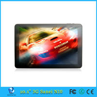 Qualcomm MSM8225Q Quadcore Tablet 10.1inch Sanei N10 Quad Core 3G