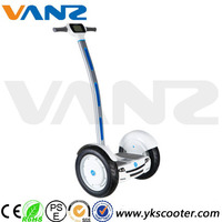 2016 hot sale Wholesale A6 mini electric chariot scooter with handle vehicle with bluetooth