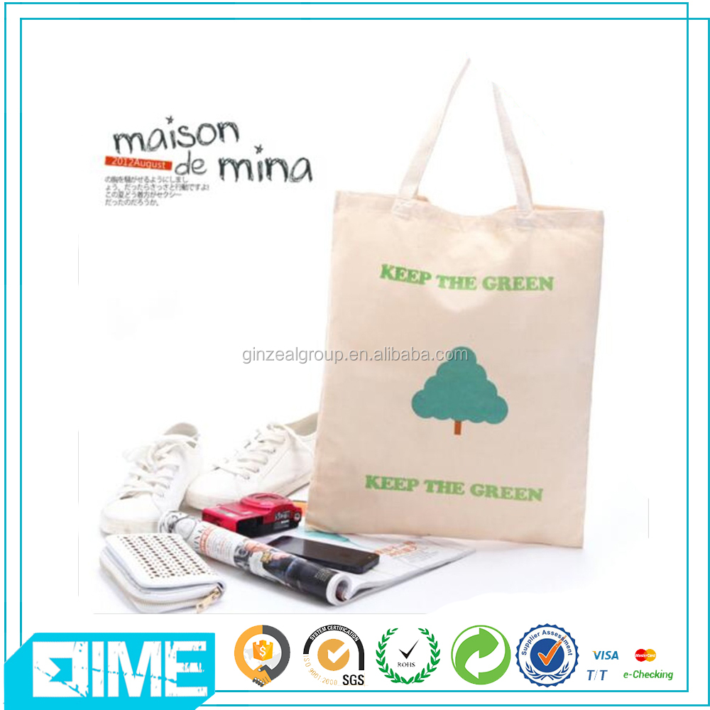 Alibaba China Calico Cotton Tote Shopping Bag For Shoe Dust Bag With Low Price