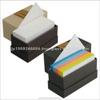 Color edged small card for offset printing in Japan Tokyo