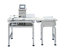 Weight checker/weight checking machine/food metal detector and check weigher