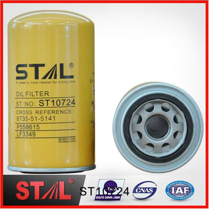 ST10724 LF3349 P558615 Spin-on oil Filter