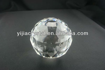 Faceted Crystal Glass Ball Wholesale
