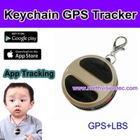 GPS tracking chip: child gps tracker with GEO-fence for kids, as keychain or necklace