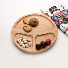 Different size custom vintage wooden dish candy <strong>plate</strong>