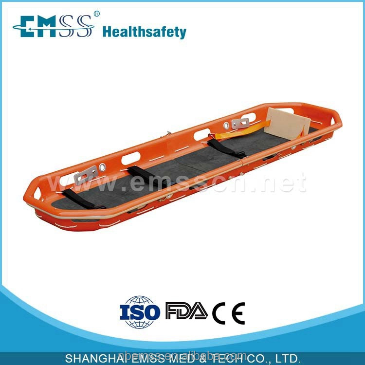 Europe and america hot sale Basket stretcher for ambulance