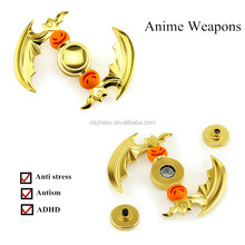 Popular Anime Series Fidget Spinner Naruto Spinners for Relieves Stress
