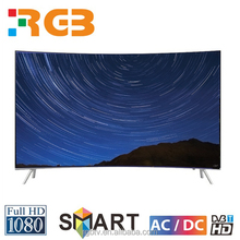 factory produce new modle smart 39inch OEM CURVE/O- LED TV