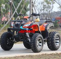 EEC 300cc Cheap 4 wheeler 4x4 ATV 2 seater buggy for adults CDI ignition