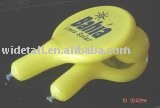 inflatable pvc pingpong racket/ inflatable table tennis