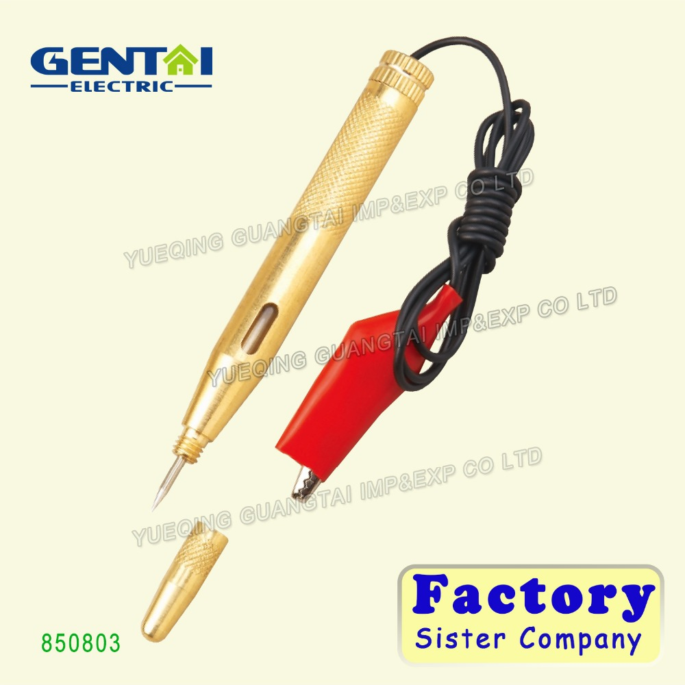 12V Automotive Circuit Tester Car Electrical Circuit Tester Open Short Circuit Tester