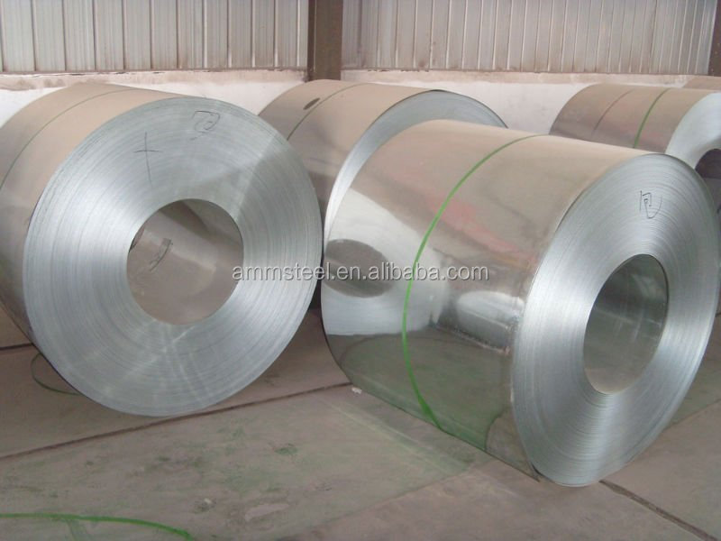 low price from China manufacturer Galvanized steel coil /GI Metal Coil