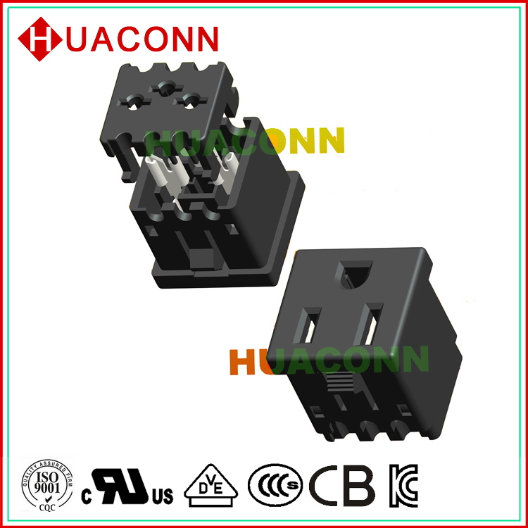 HC-33. good quality classical ac socket remote control