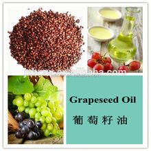Plastic bottle Sample Order Welcome private label grapeseed oil stimulates cell division and tissue regeneration