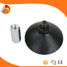 China manufacturer products rubber silicone suction /rubber sucker